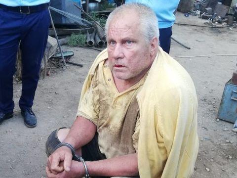 Cui aparține sângele găsit de polițiști în curtea criminalului din Caracal! Ce a declarat avocatul lui Gheorghe Dincă