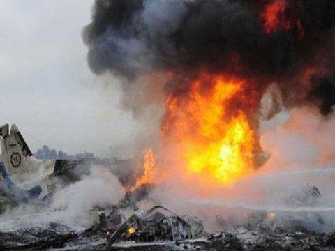 Tragedie aviatică! Cel puțin 17 oameni au murit după prăbușirea unui avion