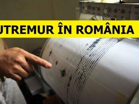 Cutremur neobișnuit în România, în București! Ce magnitudine a avut
