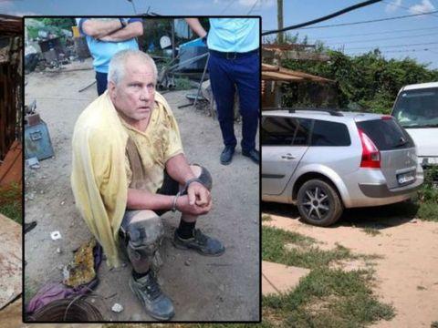 Răsturnare de situație! Criminalul din Caracal, Gheorghe Dincă, lucra pentru Mihai Zamfir, capul unei rețele de trafic de persoane