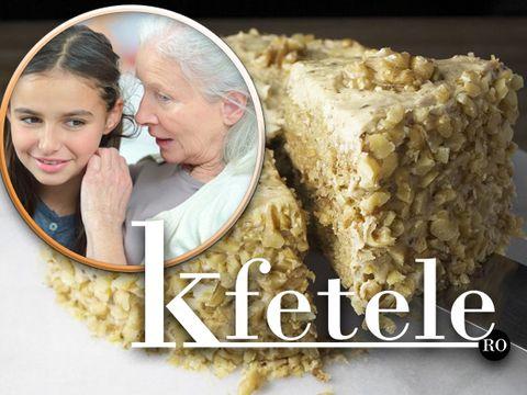 Prăjitura din caietul bunicii: NAŞA. Rețeta ținută secretă a fost dezvăluită!