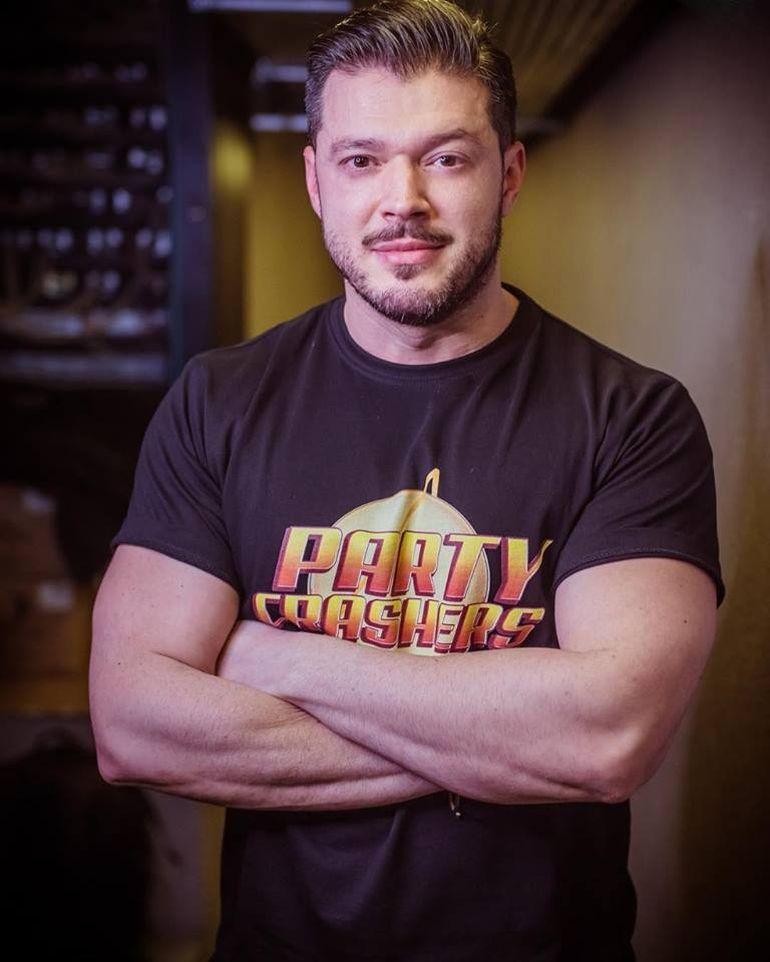 "Prima reacție a lui Victor Slav, după cununia lui Alex Bodi cu Bianca Drăgușanu: ""Eu nu am cum..."""