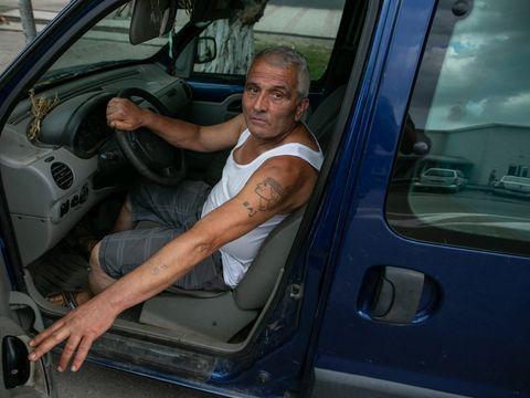 """Șoferul mașinii cu care a circulat Dincă: """"Procurorii DIICOT mi-au stricat afacerea cu varză"""""""