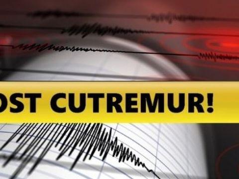Două cutremure în România, la miezul nopții! Ce magnitudinea au avut