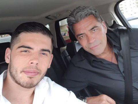 Ultima fotografie postată de Maximilian cu tatăl lui, Marcel Toader! Nimic nu prevestea tragedia