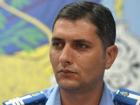 Șeful Jandarmeriei, Cătălin Ionuţ Sindile, schimbat din funcție! Cu cine este înlocuit