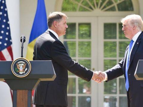Klaus Iohannis, întâlnire la Casa Albă cu Donald Trump! Când are loc vizita