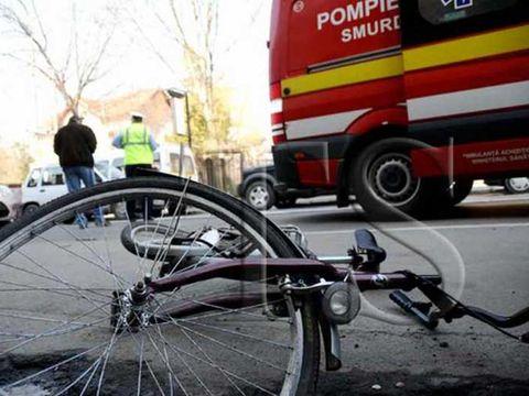 Accident grav pe șoseaua Panduri din Capitală. Un biciclist și-a pierdut viața