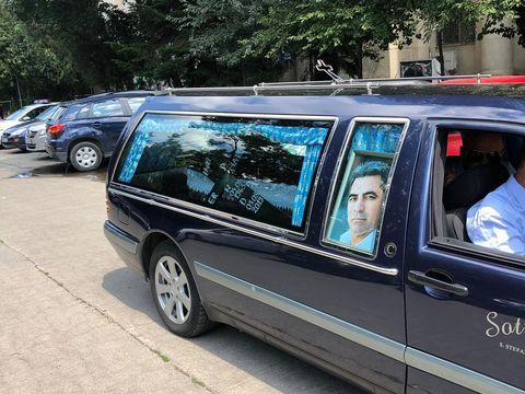 Trupul lui Marcel Toader a fost condus astăzi pe ultimul drum, înapoi acasă…