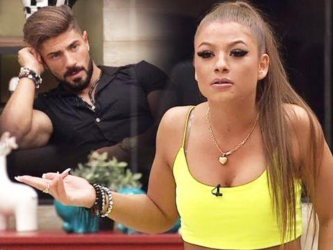 """Simona de la """"Puterea Dragostei"""" îl face praf pe Beni! Scandal uriaș între concurenți"""