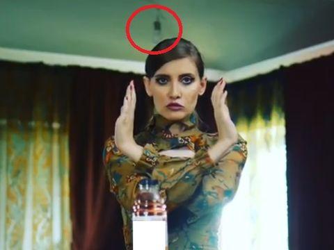 Iulia Albu, criticată că nu are lustră în casă! Ce a răspuns vedeta