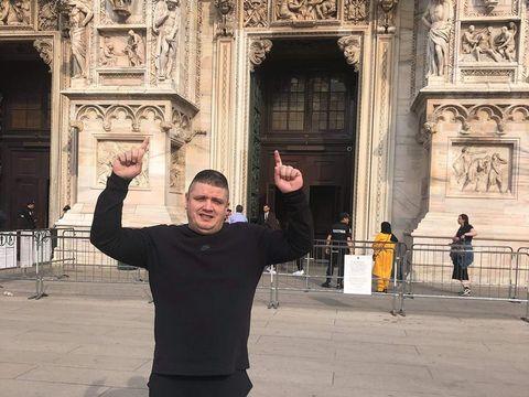 Florin Salam a rămas fără protecția lui Mircea Nebunu'? Fosta căpetenie a sportivilor nu a reacționat la amenințările lansate în weekend la adresa manelistului