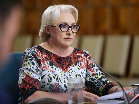 Viorica Dăncilă anunţă OUG: Închisoare pe viaţă pentru criminali, violatori şi pedofili