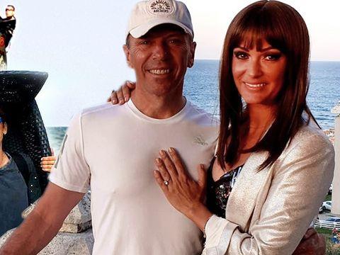 """Anca Țurcașiu a fost la mare cu soțul: """"Pescărușul meu iubit!"""" FOTO"""