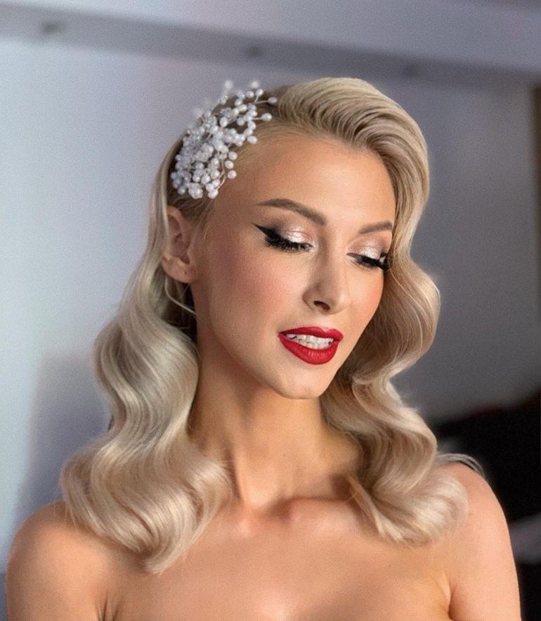Andreea Bălan s-a căsătorit cu George Burcea! Primele imagini de la eveniment