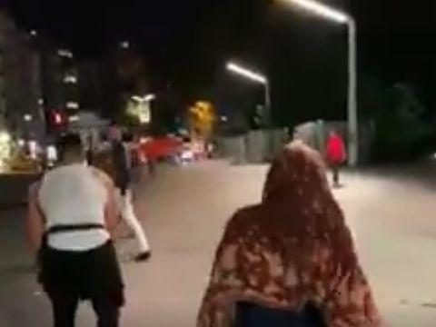 Bogdan Mocanu de la Puterea Dragostei, fugărit prin Istanbul de o turcoaică îndrăgostită de el! Jador a filmat întreaga scenă
