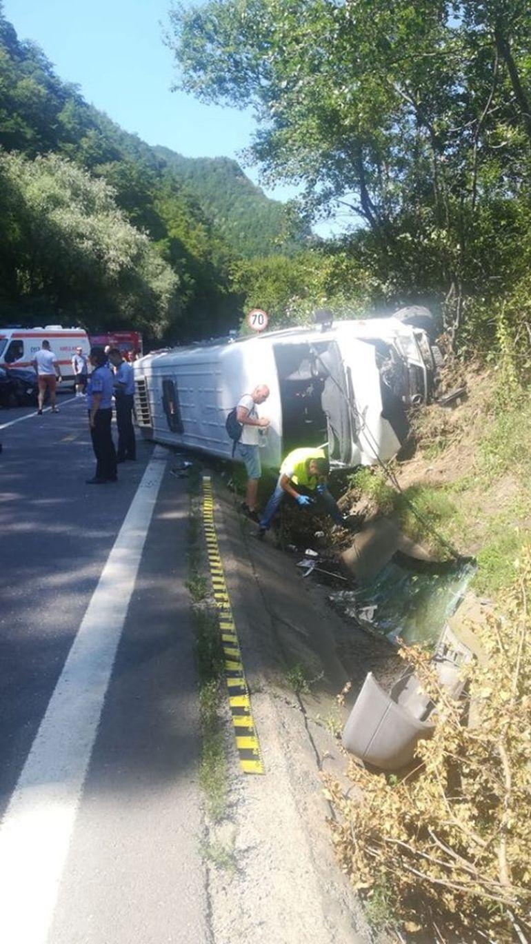 Accident extrem de grav în urmă cu puțin timp, cu 19 persoane implicate! Planul roșu de intervenție, activat
