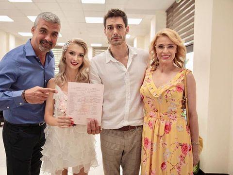Tatăl Andreei Bălan, marele absent de la cununia civilă! Cum a aflat că fiica lui se mărită
