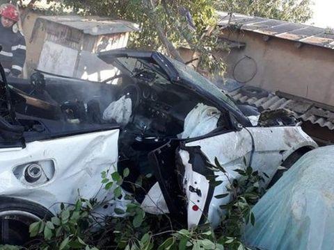 Victimele accidentului din Tulcea, plânse de sute de oameni! Fatma și fiul ei nu au avut nicio șansă