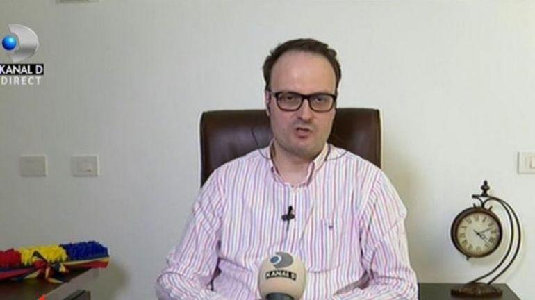 Alexandru Cumpănaşu este milionar în euro? Fundaţia unchiului Alexandrei a primit sume uriaşe de la Ministerul de Interne!