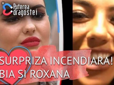 """Roxana, încă un atac dur la Bia de la Puterea dragostei! """"M-ai copiat! Nu trebuie să joci un rol în show"""""""
