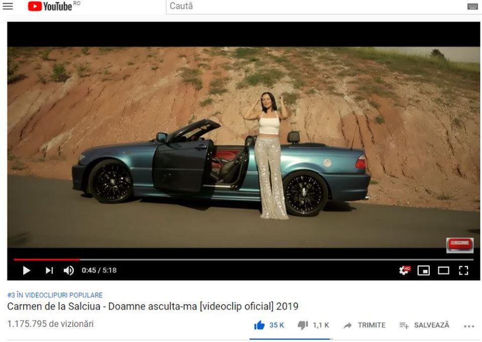 """VIDEO. Carmen de la Sălciua, în culmea fericirii! A împărtășit bucuria cu fanii ei: """"Sunt cel mai împlinit om și primesc tot ce nu aș fi visat vreodată!"""""""