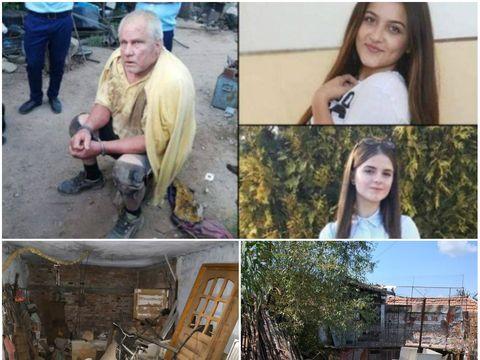 """Ce se va întâmpla azi în """"Casa Ororilor"""" din Caracal, unde Gheorghe Dincă a sechestrat și ucis două fete"""
