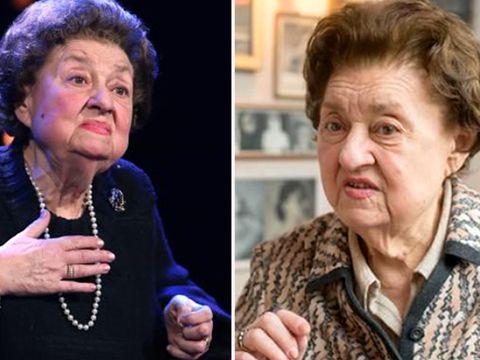 Tamara Buciuceanu i-a cerut ministrului Justiţiei să o împuşte! Celebra actriţă, care a împlinit 90 de ani, a vrut să îşi salveze familia!