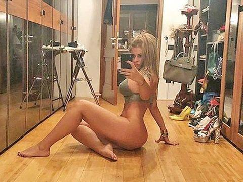 Anamaria Prodan șochează din nou! Fotografia demnă de filmele pentru adulți care face furori pe Instagram