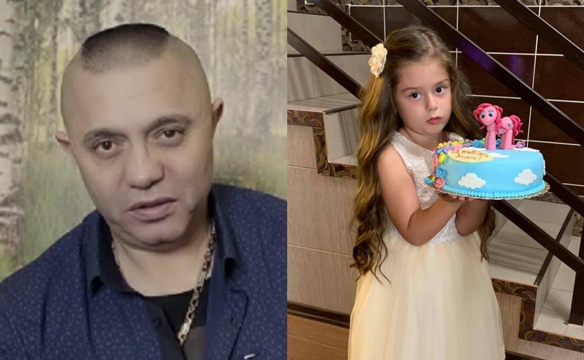 Nicolae Guță a uitat de ziua fiicei lui! Cât de frumoasă este fetița de care el nici nu vrea să audă