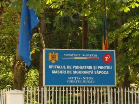 """Sanitas Săpoca: """"E inadmisibil ca trei persoane să supravegheze 70 de pacienți cu probleme psihice"""""""