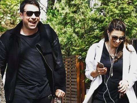 """Ioana Ginghină și Alexandru Papadopol, din nou împreună după divorțul de acum o lună: """"El este tatăl copilului meu și îmi doresc ca..."""""""
