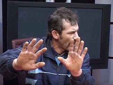 """Un bărbat și-a mărturisit crima într-un studio de televiziune din Ploiești! Totul a fost filmat: """"Aveam boală să îi dau la față"""" VIDEO"""
