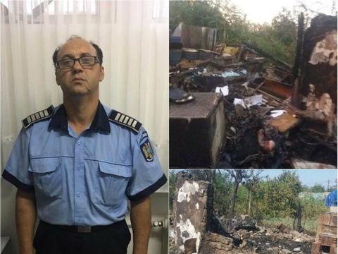 Povestea cutremurătoare a polițistului Vasile! A supraviețuit unui accident rutier grav, dar acum viața l-a încercat din nou