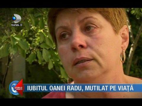 Iubitul Oanei Radu, mutilat pe viață! A fost atacat într-un mod șocant. Imagini înfiorătoare