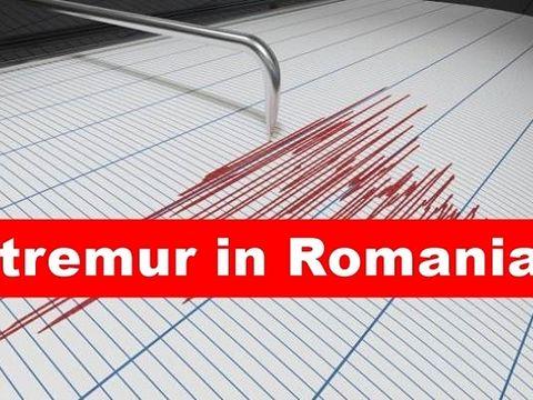 Cutremur în România! Ce magnitudine a avut și în ce orașe s-a simțit