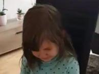 """Apelul unui tată din București: Fetița lui nu se mai oprește din plâns! """"Ofer recompensă"""""""