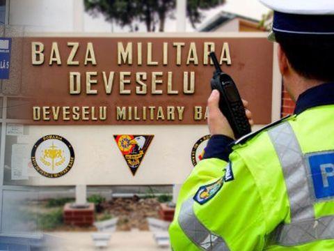 Un jurnalist a sunat la poliția din Deveselu și a cerut informații în limba engleză! Cum au reacționat agenții din localitatea care găzduiește scutul NATO?