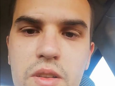 A murit tânărul din Medgidia care și-a dat foc în mașină! Tatăl lui a publicat un mesaj șocant pe rețele de socializare