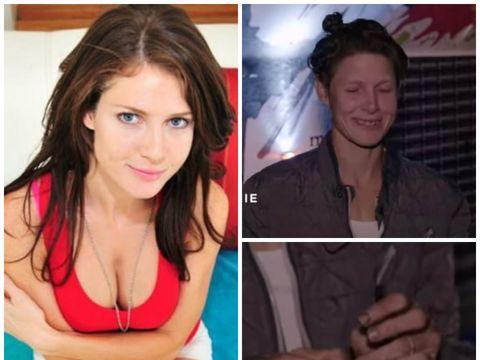 O actriță celebră în filmele XXX a ajuns să trăiască prin canale! Cum arată acum VIDEO