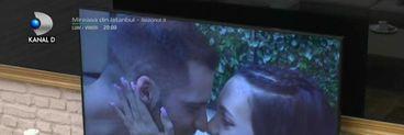Livian și Bianca s-au sărutat la Puterea Dragostei! Ce răspuns au dat la întrebarea dacă formează un cuplu