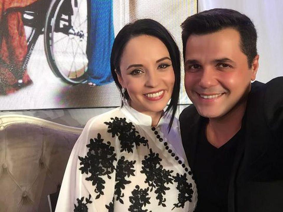 Ioana Ginghină a fost combinată cu un celebru prezentator de televiziune! S-a despărţit Gabriel Coveşeanu de Ginghină din cauza Andreei Marin?