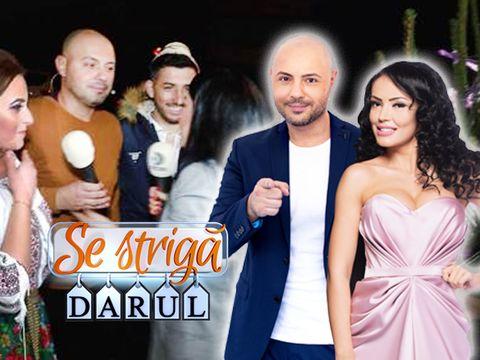 """Andreea Mantea, """"jefuită"""" la nuntă! Întreaga aventură o vedeți în această seară la """"Se strigă darul"""", de la 20.00, la Kanal D"""