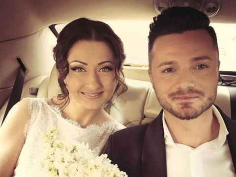 Gabriela Cristea și Tavi Clonda s-au căsătorit! Imagini emoționante de la cununia religioasă și petrecere!