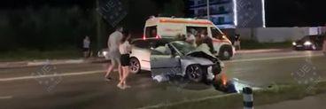 Accident grav în Mamaia! O persoană a murit pe loc, alte două sunt grav rănite! Cine sunt victimele