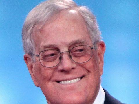 A murit miliardarul David Koch, unul dintre cei mai bogați oameni din lume!