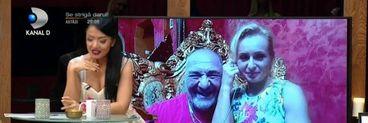 Nelson Mondialu a intrat în direct cu Andreea Mantea și concurenții Puterea Dragostei!
