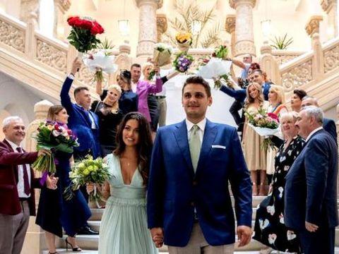 """Valentin Dragnea, naș la o nuntă cu peste 1000 de invitați: """"Au fost invitați până și paznicii din oraș"""""""