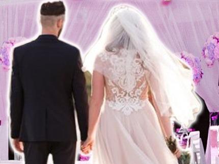 """Nuntă secretă la """"Puterea Dragostei""""! Doamne, cât de frumos a fost îmbrăcată în mireasă! Imagini care te vor emoționa profund!"""