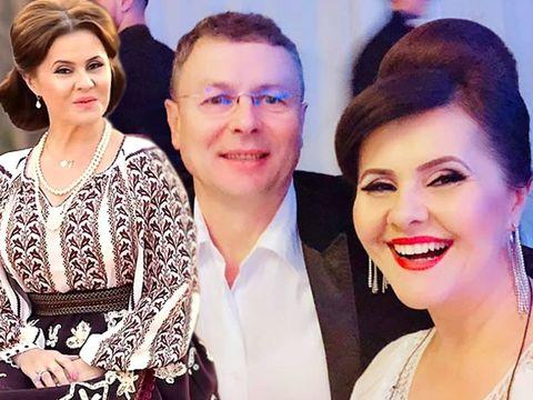 Soțul Niculinei Stoican a încărunțit la doar 46 de ani! Vasile Stănescu a făcut închisoare FOTO